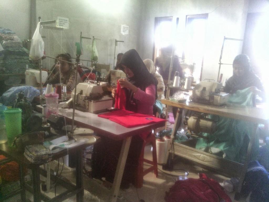 Konveksi Baju Fashion Murah Online
